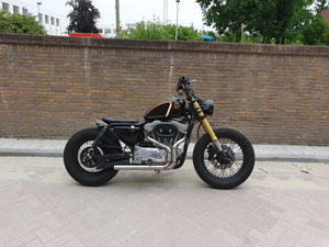 Harley Davidson Sportster 'Long mile' exhaust  (ex. VAT) - MAD Exhausts