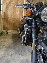 Load image into Gallery viewer, Triumph Bonneville Exhaust 'The Gently'  (ex. VAT) - MAD Exhausts