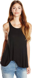 Long Beach Tank - Black
