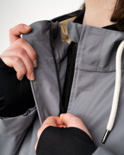 Load image into Gallery viewer, Mernini Raincoat - Grey