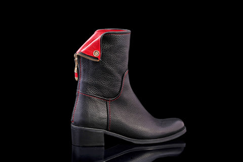 Red & Black Boots -- SOLD OUT --