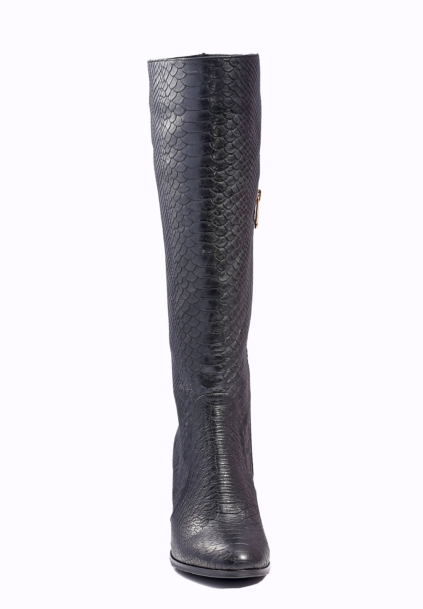 11e14b156a5a ... BLACK   GOLD THIGH HIGH BOOTS - SOLD OUT ...