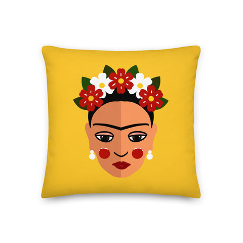 Frida Diego Pillow