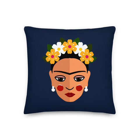 Frida Strange Pillow