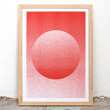 Lade das Bild in den Galerie-Viewer, Circle Red - Una Shop