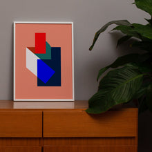 Lade das Bild in den Galerie-Viewer, Geometric Games - Una Shop
