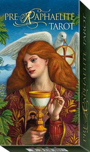 Tarot Card Pre Raphaelite/express delivery freeshipping - herfreespirit