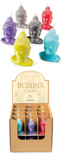 Buddha candle/small Buddha candle freeshipping - herfreespirit