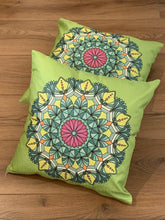 Load image into Gallery viewer, 56408 Cushion Covers 45 x 45 cm Hidden Invisible Zip Pack of 2 freeshipping - herfreespirit