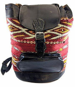 Bohemia berber bag/leather bags made in england