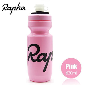 Rapha Cycling Water Bottle 620/750ml Leak-proof Squeezable  Taste-free BPA-free Plastic Camping Hiking Sports Bicycle kettle - Grandad shirt club