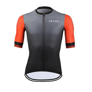 Colnago Le CoL Pro Team Top Jersey Summer Bike Jacket MTB Maillot Ciclismo Cycling Clothes Quick Dry Anti bicycle Sweat Sport - Grandad shirt club