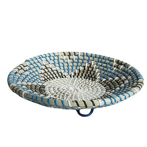 Handmade Wall Basket Woven Basket Natural Boho Home  Hanging Wall Decor For Home Bedroom Kitchen Living Room Decorative freeshipping - herfreespirit