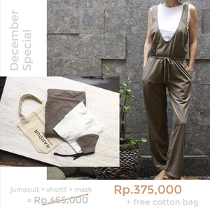 jumpsuit special set