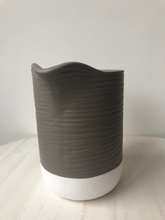 Load image into Gallery viewer, CERAMIC RIDGE JUG, 14CM