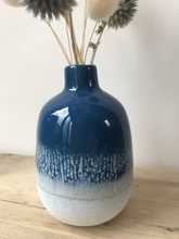 Load image into Gallery viewer, Mojave Blue Bud Vase