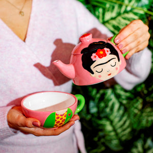 Frida Tea Set For One - Gift