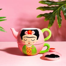 Load image into Gallery viewer, Frida Tea Set For One - Gift
