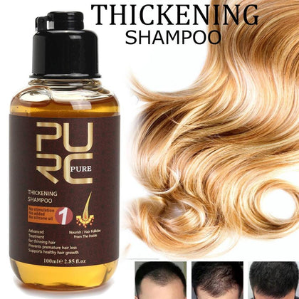 Anti-Loss hair  Thickening Shampoo Hair Growth Essence Oil Treatment Hair Regrowth Hair Care Product