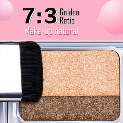 Double Color Eye Shadow Makeup Palette