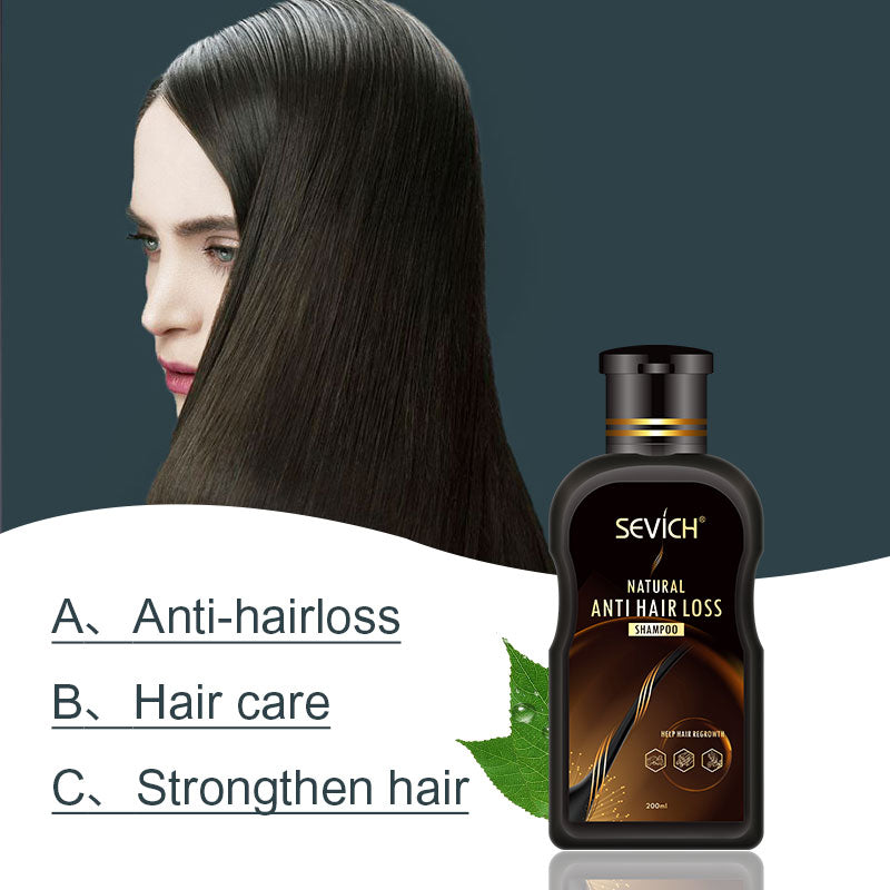 Hair Loss Treatment Shampoo Hair Care Ginger Hair Growth Cinnamon Anti-hair Loss
