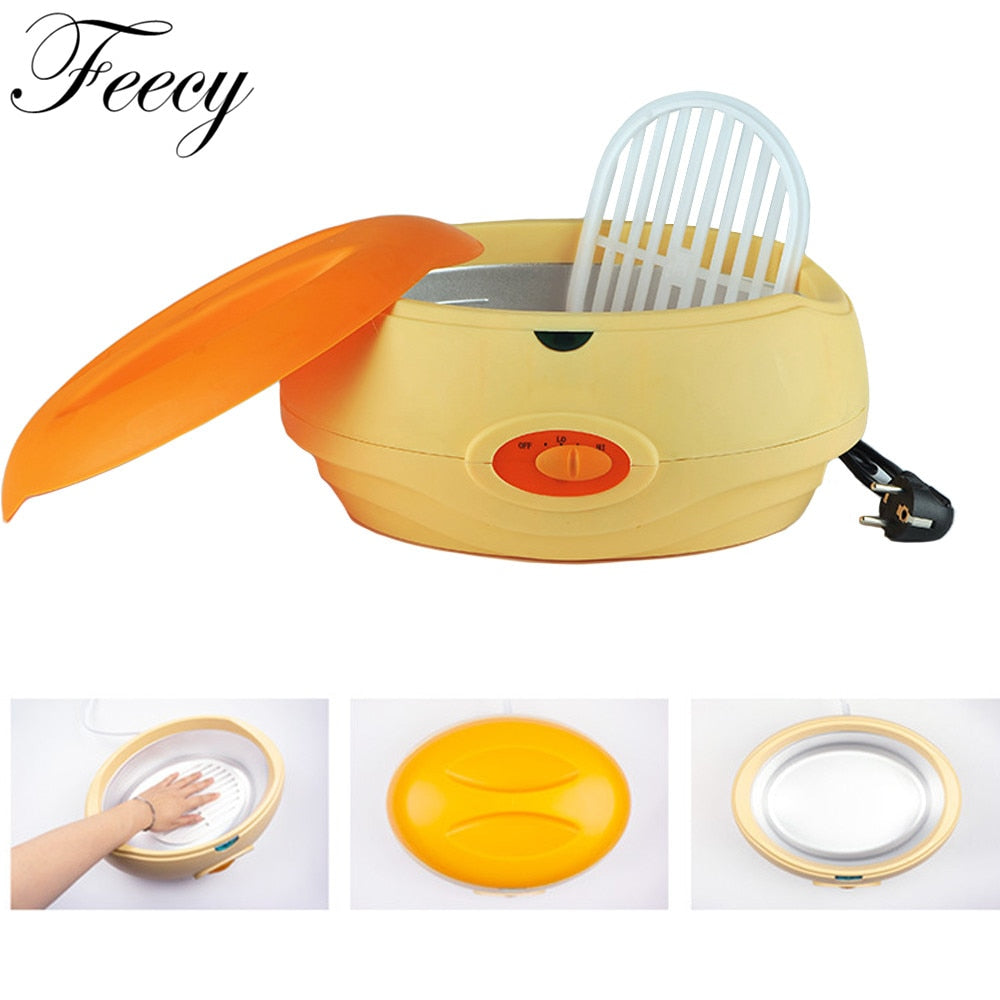 Paraffin Wax Heater for Hand Foot Therapy Bath Pot Warmer Beauty Salon Spa Heater Wax Machine with Gloves Bootie Mitts