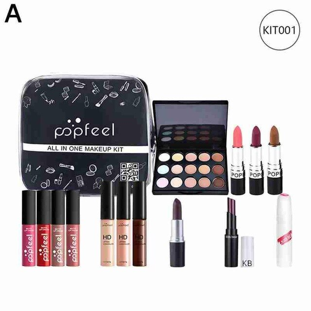 ALL IN ONE Makeup Set Professional Makeup Kit