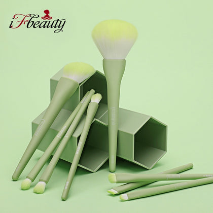 Makeup Brushes Powder Blush Foundation Eye shadow Brushes Set With Tripod Buchket or Button bag