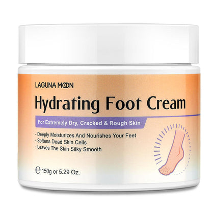 Hydrating Softening Foot Creams Lotions For Dry Cracked Feet Callus Remover Deeply Moisturizes