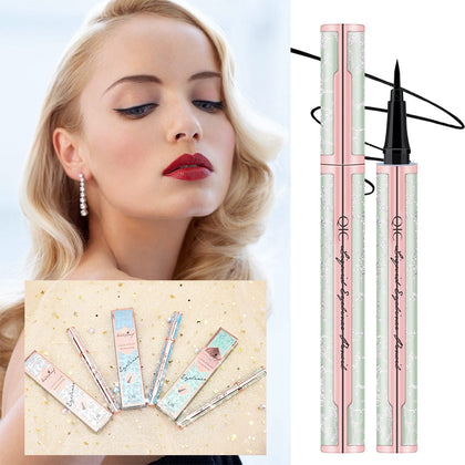 Quick-dry Starry Brighten Eyes Eyeliner Waterproof Eyeliner