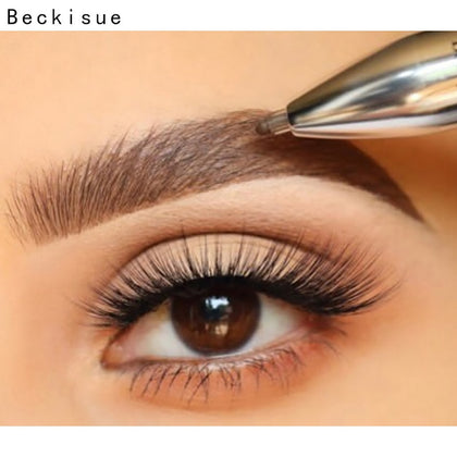 4-in-1 Easy to Wear Eyebrow Waterproof Contou Eyebrow Tattoo  Long Lasting Natural Eye Brow Pencil