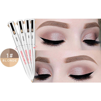 4-in-1 Easy to Wear Eyebrow Waterproof