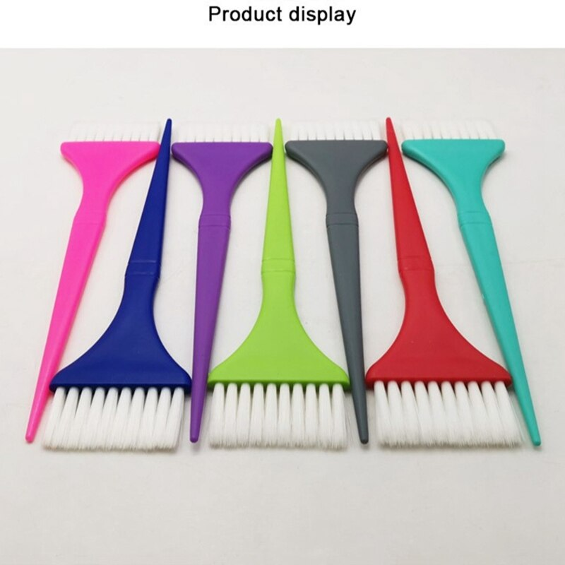 7 Piece Set Hair Color Bowl and Brush Set