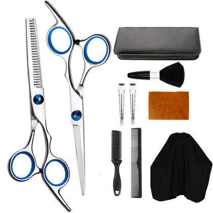 Professional Hair Cutting Scissors Set Hair Cutting Scissors Barber Hair Cutting Shears Set