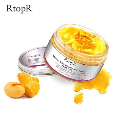 Hand Wax Moisturizing Whitening Skin Care Exfoliating Calluses Hand Film Hands Skin Treatment Scrub