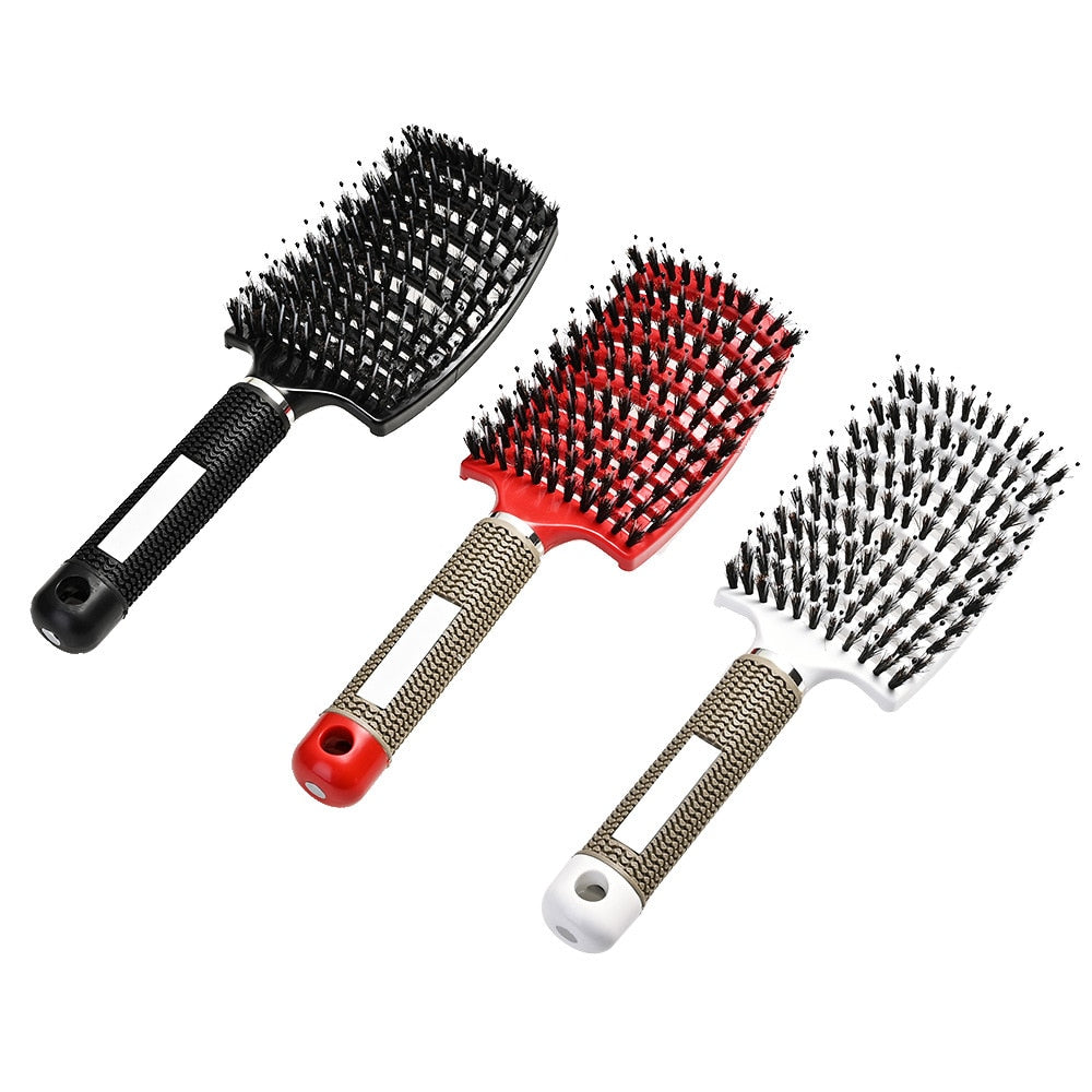 Magic Hair Comb Detangle Lice Massage Comb Tangle Hairdressing Hair Brush