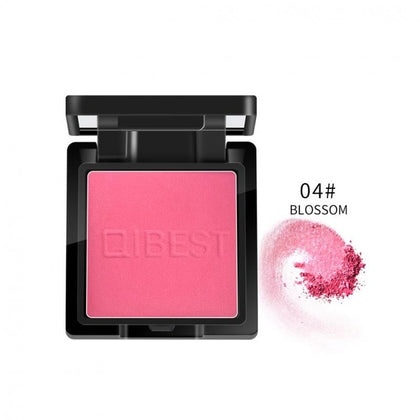 Monochrome Blush Facial Blusher Collection Face Palette Powder Natural Cheek Make Up Beauty
