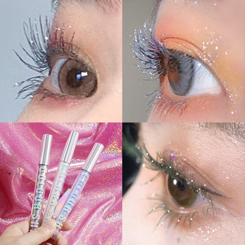 Diamond Shiny Charm Mascara Waterproof
