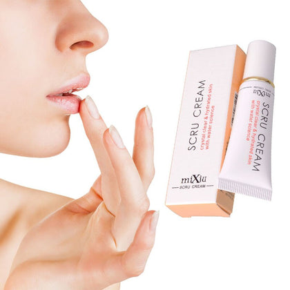 Lips Moisturizing Remove Dead Skin Exfoliating Lip Lightening Cream Cosmetics Lip Care Scrub