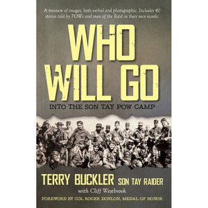 Signed Book - Who Will Go