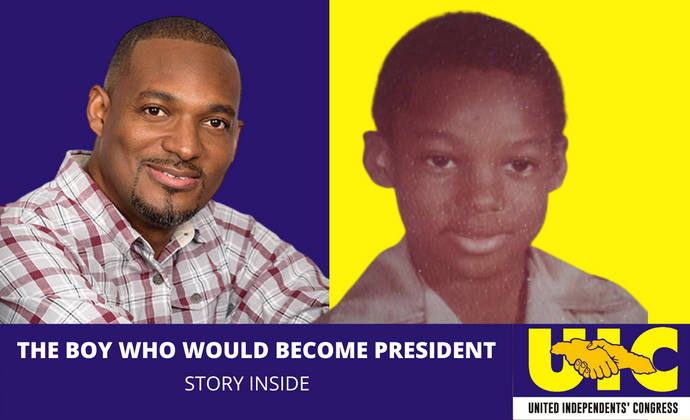 The Boy Who Would Become President