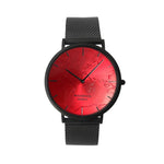 Crimson Waterproof Watch