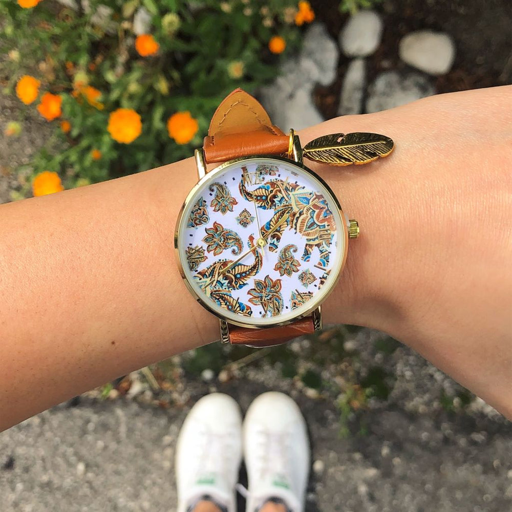 """Elephants"" Watch"