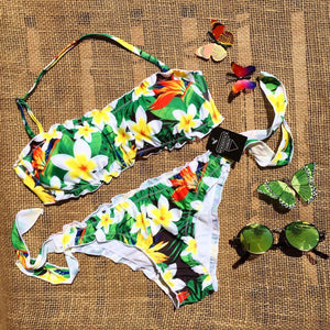 "Load image into Gallery viewer, ""Frangipane"" Bikini"