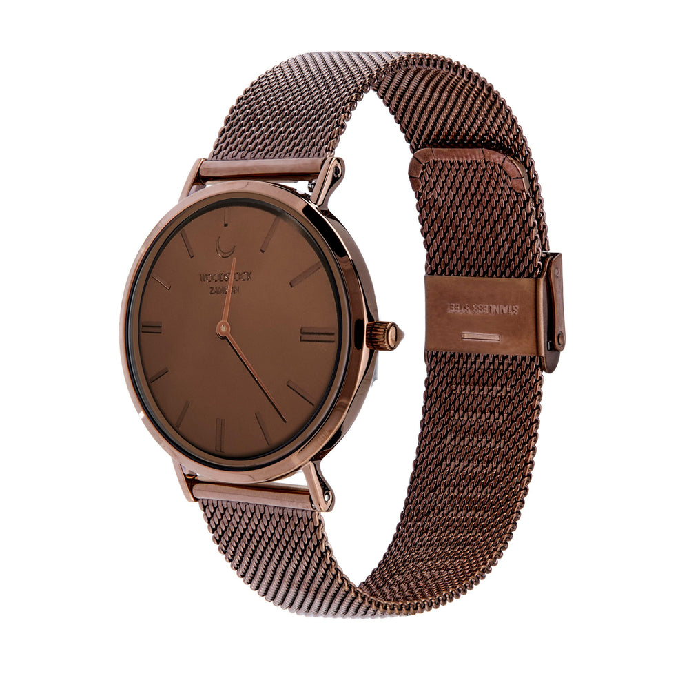 Moka Mirror Watch
