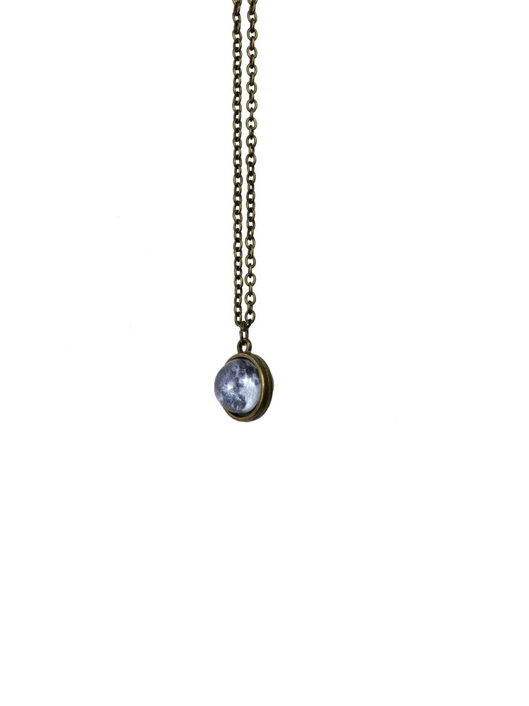 """Real Moon"" Necklace"