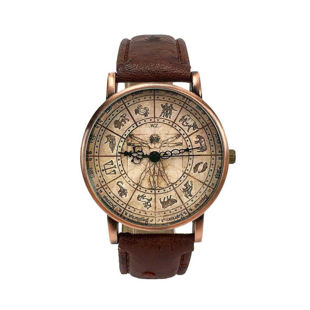 """Astrological"" Man Watch"