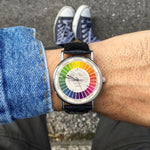 """Colours"" Man Watch – Charity"