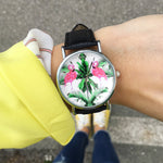 """Flamingo"" Watch – Charity"