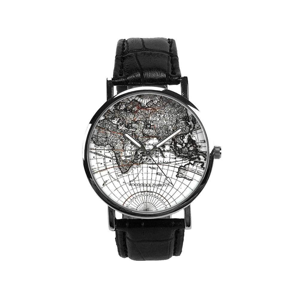 """Map"" Man Watch – Charity"